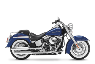 Softail<sup>®</sup> Deluxe - 2017 Motorcycles