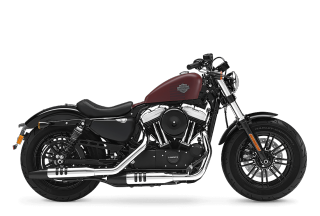 Forty-Eight<sup>®</sup> - 2018 Motocykly