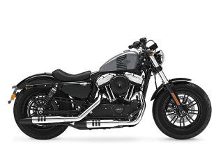 Forty-Eight<sup>®</sup> - 2017 Motorcycles