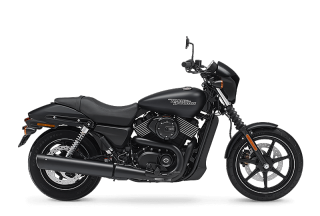 Harley-Davidson Street<sup>®</sup> 750 - Motorcyklar årsm. 2017