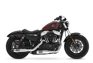 Forty-Eight<sup>®</sup> - 2018 Motorcycles