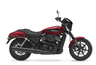 Harley-Davidson Street<sup>®</sup> 750 - 2018 Motosikletləri