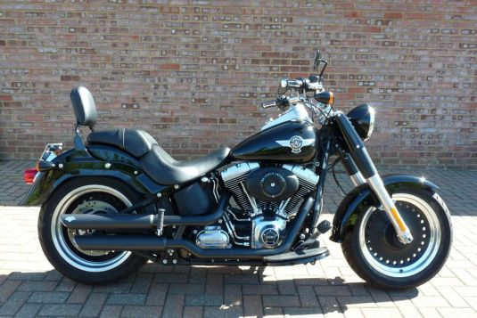 2016 FLSTFB Harley Davidson Fat Boy Special 2016 Stage One