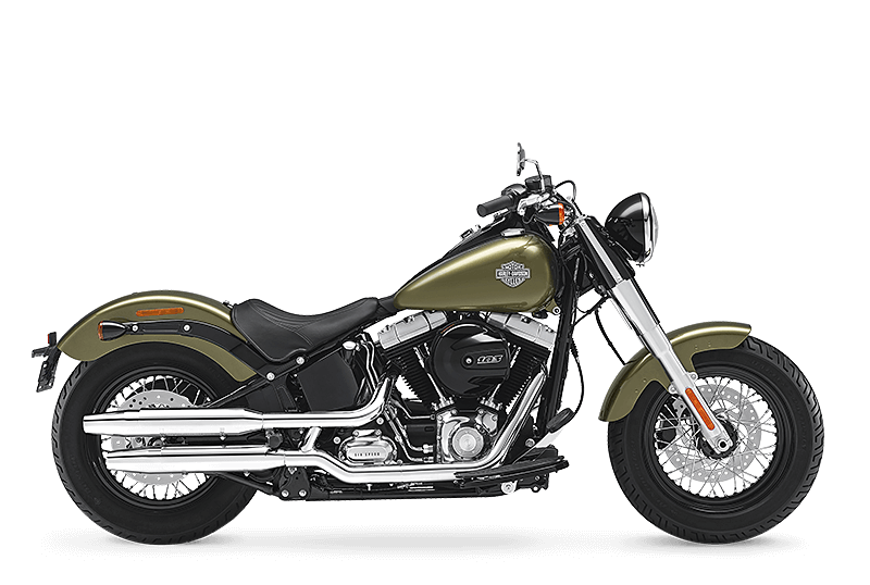 FLS Softail Slim<sup><sup>®</sup></sup>
