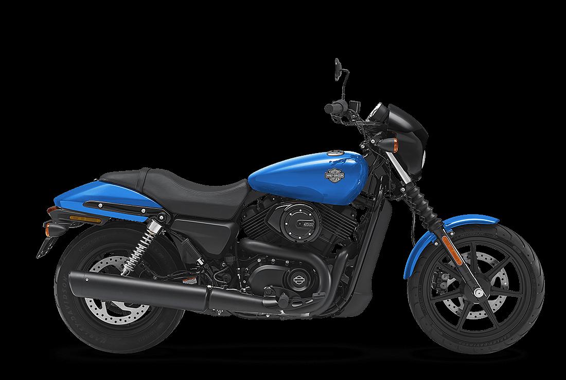 Harley-Davidson Street<sup>™</sup> 500