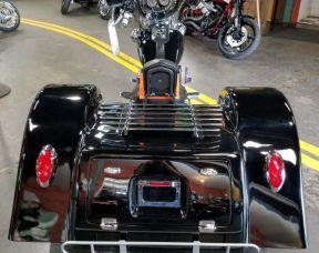 FXDX W/Mystery Designs Trike Kit