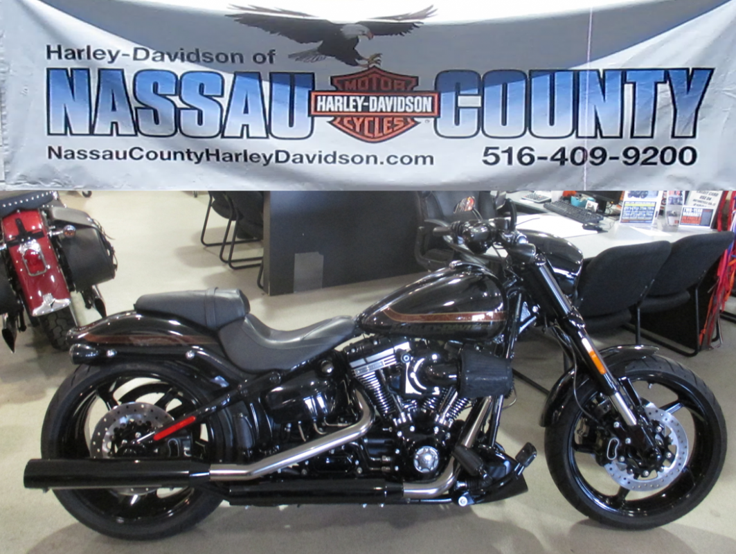 2016 HARLEY-DAVIDSON FXSE CVO PRO STREET BREAKOUT,  WAS $24,999  NOW