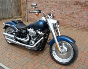 2018 FLFBS Softail 114 Fat Boy 115th Anniversary Edition Full Stage One