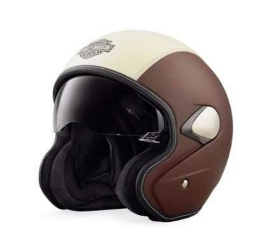 Harley-Davidson Shows off New Retro-Inspired Helmets