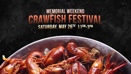 Memorial Weekend Crawfish Festival
