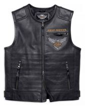 Men's 115th Anniversary Limited Edition Leather Vest