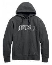 Men's HDMC Pullover Slim Fit Hoodie, Asphalt