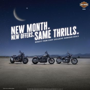 NEW MONTH. NEW OFFERS. SAME THRILLS