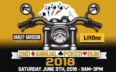 2nd Annual Wounded Warrior Poker Run
