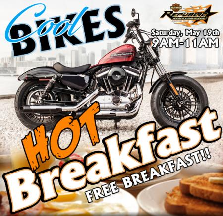 Cool Bikes Hot Breakfast