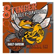 Stinger Harley-Davidson<sup>®</sup>
