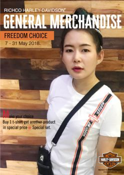PROMOTION : FREEDOM CHOICE
