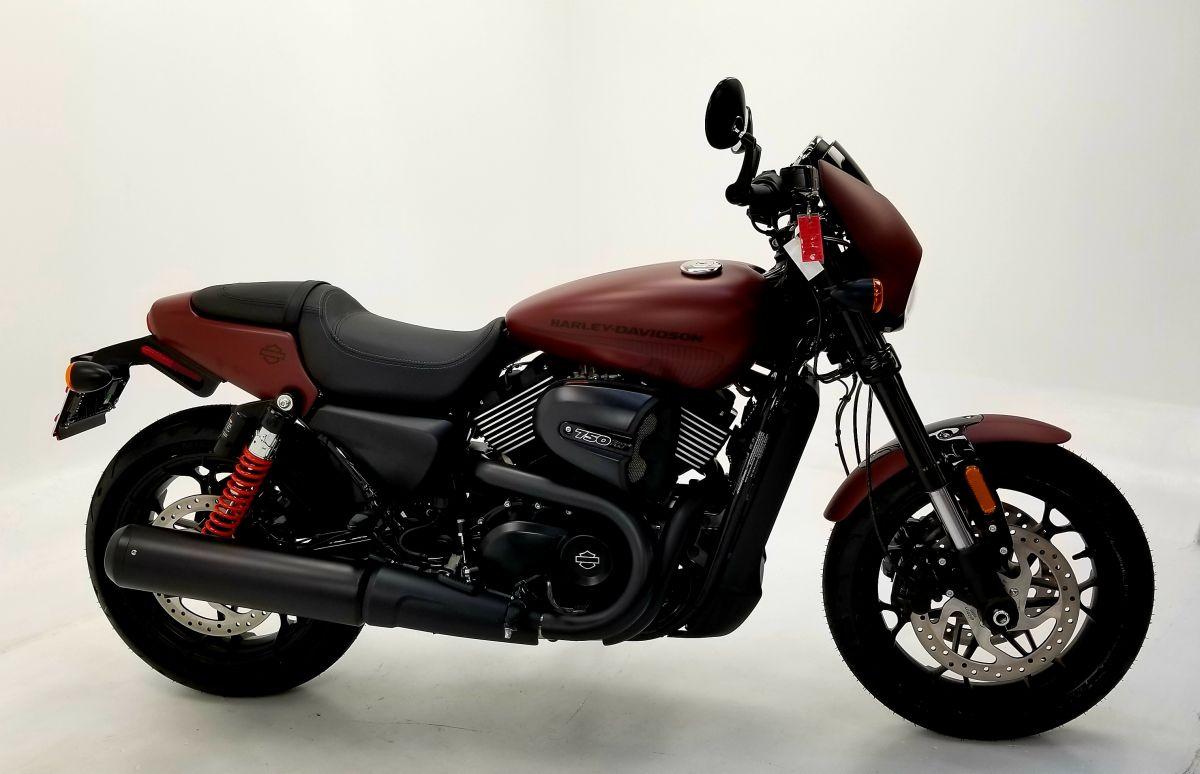 2018 Harley Davidson Street Rod 750