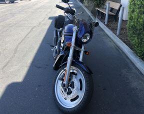 2006 VRSC V-Rod