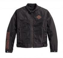 BAR & SHIELD® Logo Mesh jakna za vožnju