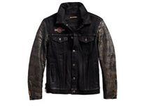 Jacket-1903, Leather
