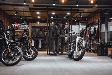 Harley-Davidson Samara открыл свои двери для всех желающих прикоснуться к легенде!!!
