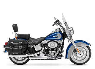 Heritage Softail® Classic - 2009 Motorcycles
