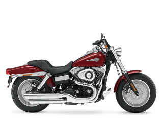 Fat Bob<sup>®</sup> - 2009 Motorcycles
