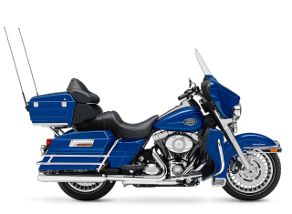 Electra Glide® Ultra Classic Peace Officer SE - 2009 Motorcycles