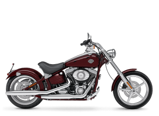 Softail® Rocker™ C - 2009 Motorcycles