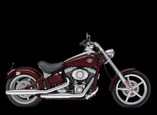 Softail® Rocker™ C - 2009 Motorcycles