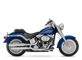 Fat Boy® - 2009 Motorcycles