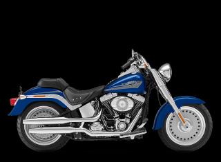 Fat Boy® - 2009 Motorcycles