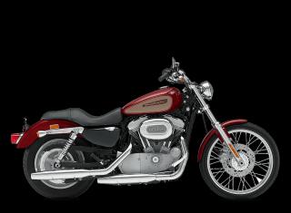 Sportster® 883 Custom - 2009 Motorcycles