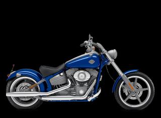 Softail® Rocker™ - 2009 Motorcycles
