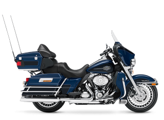 Ultra Classic® Electra Glide® - 2013 Motorcycles