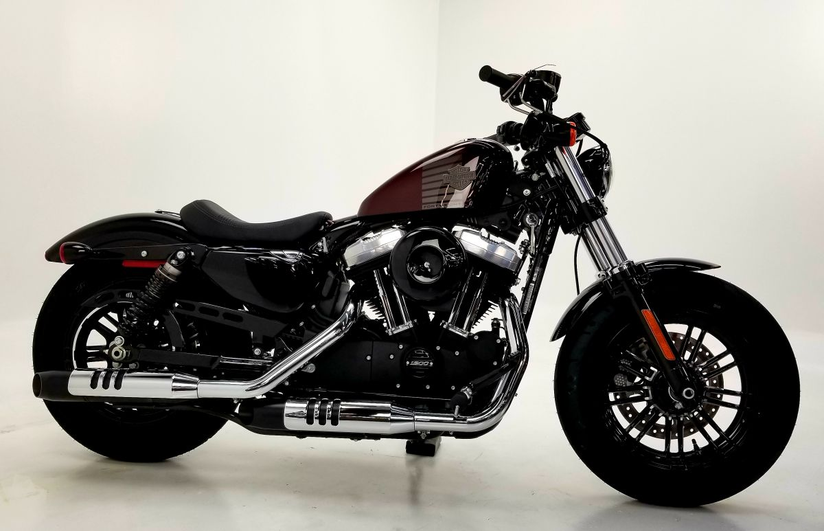 2018 Forty-Eight XL1200X TWISTED CHERRY
