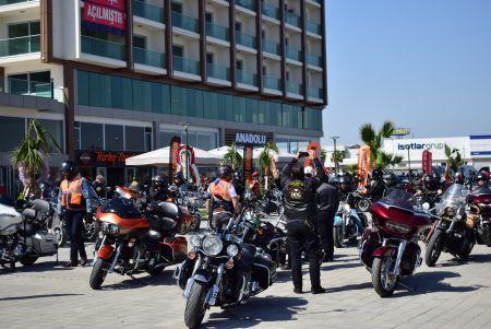 Harley-Davidson-Adana Açılış