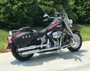 2015 Softail Deluxe