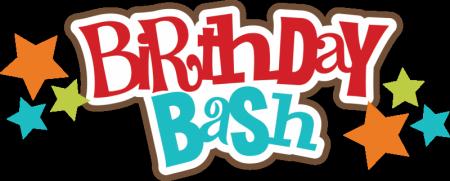 Birthday Bash 2018