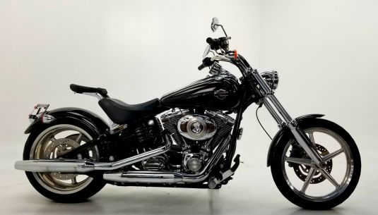 2011 Softail Rocker C