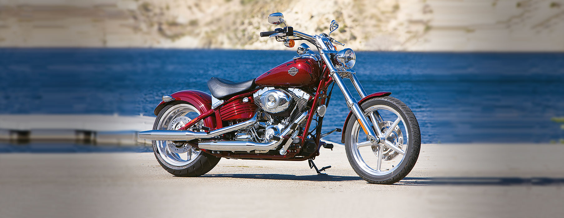 Softail® Rocker™ C