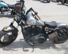 2011 Harley-Davidson® Sportster® Forty-Eight XL1200X
