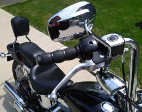 FX Softail with Springer Front End