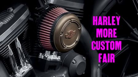 HARLEY MORE CUSTOM FAIR