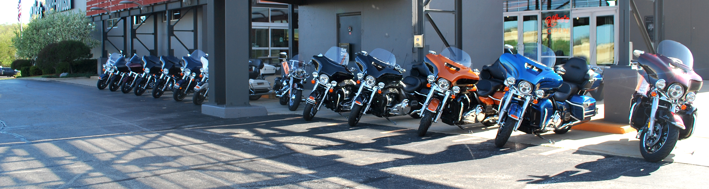 Financing your new or used motorcycle