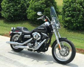 2011 DYNA SUPER GLIDE CUSTOM