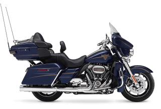 115th Anniversary CVO<sup>™</sup> Limited - 2018 Motorcycles