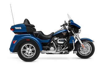 115th Anniversary Tri Glide<sup>®</sup> Ultra - 2018 Motorcycles