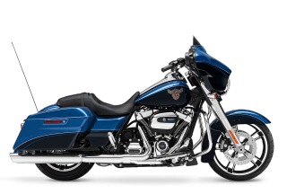 115th Anniversary Street Glide<sup>®</sup> - 2018 Motorcycles